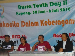 Nusra Youth Day II Berlangsung di Kupang