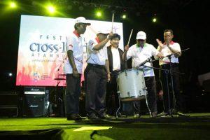 Festival Musik Cross Border Sita Perhatian Puluhan Ribu Masyarakat Perbatasan