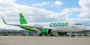 Citilink Indonesia Raih Penghargaan Leading Low Cost Airlines Dari Bali Tourisme Award 2018