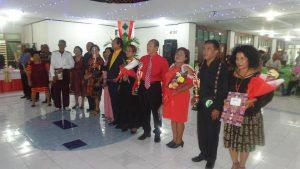 Mini Mesakh – Yapi Amalo Juarai Lomba Dansa Lansia Tingkat Kota Kupang