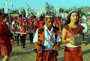 HUT Kota Kefamenanu Masuk Callender Off Events Pariwisata Nasional