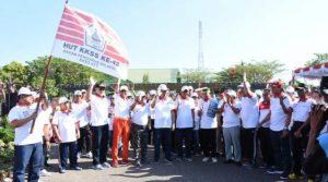 Ribuan Warga Sulsel NTT Ramaikan HUT KKSS