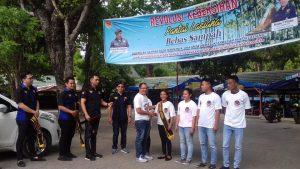Garda Pemuda Nasdem Jaga Kebersihan Pantai Lasiana