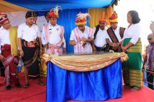 Gubernur NTT Resmikan RSUD Pratama Sumba Barat Daya