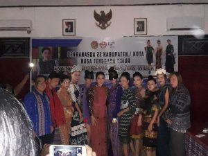 Julie Laiskodat:  Saya Tampilkan Wajah NTT Dalam Indonesia  Fashion Week