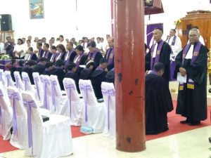 Epy Tahun: Gereja dan Pendeta, Mitra Pemerintah, Membangun Kehidupan Jemaat