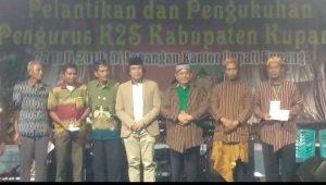Jerry Manafe: Saya Sambut Baik Kehadiran K2S di Kabupaten Kupang