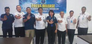Dalam Keterbatasan, BNNP Berprestasi