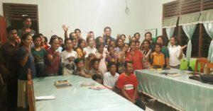 Maknai Natal 2019, Alumni Smaker One Berkunjung ke Panti Asuhan YAPI.