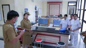 Bupati Belu Siapkan Ruang Isoliasi Pasien Covid-19 di RSUD Mgr Gabriel Manek SVD Atambua