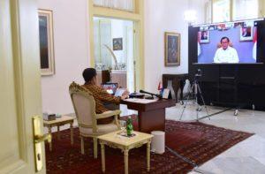 Presiden: Pembatasan Fisik Berskala Besar Dilakukan Lebih Tegas