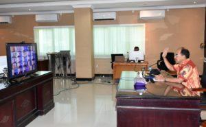Dilantik Jadi Dewan Panasihat IAI Wali Kota Kupang Ungkap Penanganan Covid-19 di NTT