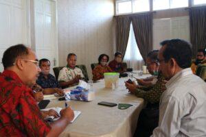 Temui Wali Kota, FKUB Kota Kupang Sampaikan Kebutuhan