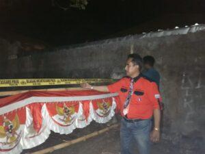 Makam Sobe Sonbai III Digaris Polisi. Ada apa ?