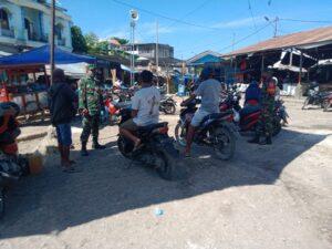 "Awas !! Babinsa Koramil 1604-01/Kupang, ""Adu Domba"" Masyarakat Dengan ""Makluk Ini"""