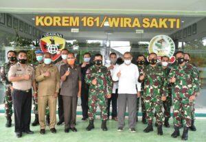 Bupati Alor Minta Maaf, Perseteruan Dengan TNI Berakhir