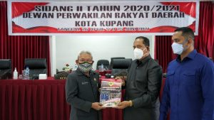 Sidang II DPRD Kota Kupang Berakhir, Ini Ungkapan Wawali