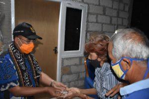 Tiga Janda di Kota Kupang, Terima Kunci Rumah Dari Walikota