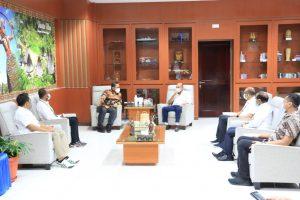 Tingkatkan Perekonomian Melalui Konsolidasi Pelabuhan Tenau
