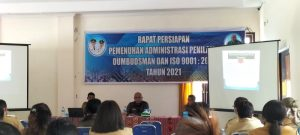 Mau Raih ISO, Dispendik Tingkatkan Kwalitas Manajemen Mutu.