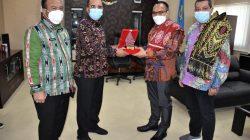 Ombudsman RI, Sambangi Walikota Kupang. Untuk apa ?